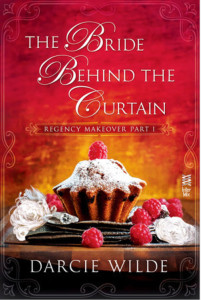 Bride Behind the Curtain Cover